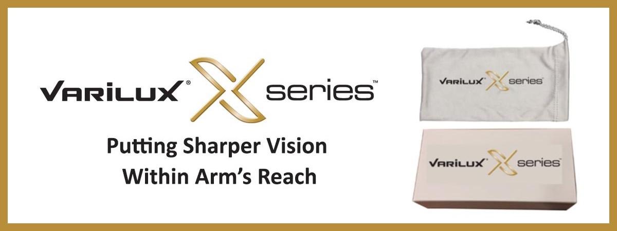 image of Varilux X series kit